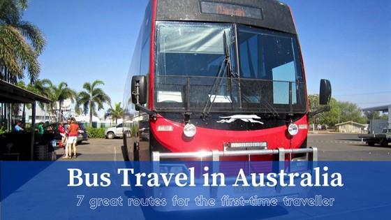 bus travel in Australia