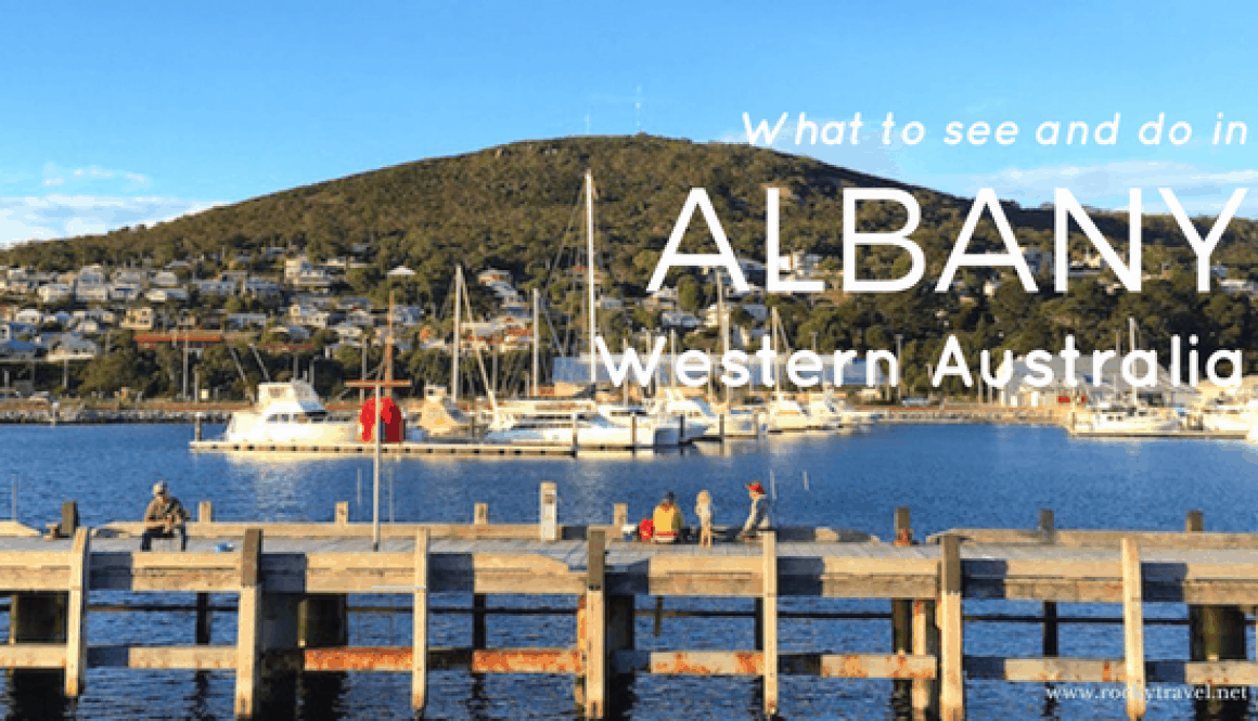 What to do in Albany Western Australia