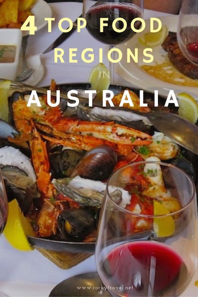 4 Top Food Regions in Australia copy