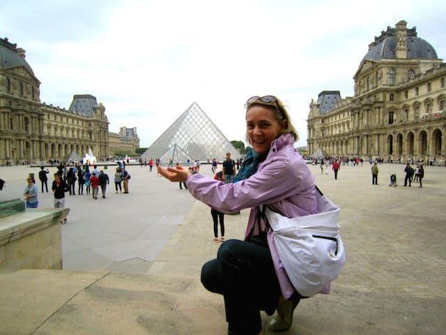 michela in paris june 2014