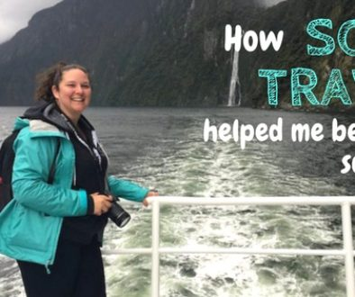 Solo Travel in New Zealand helped me become a survivor