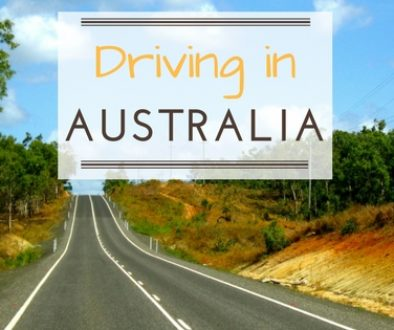 Tips for Driving in Australia