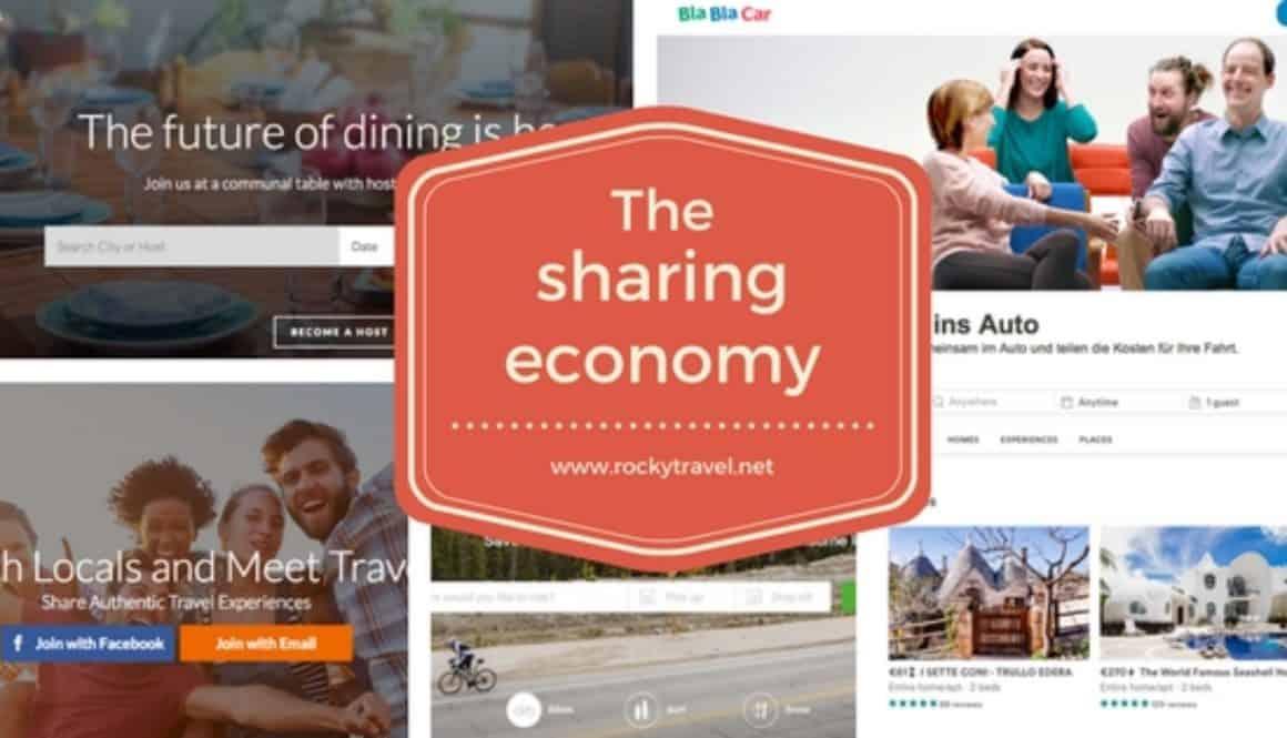Top Sharing Economy Companies