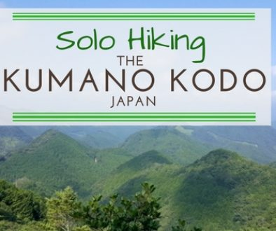 Solo Hiking the Kumano Kodo in Japan