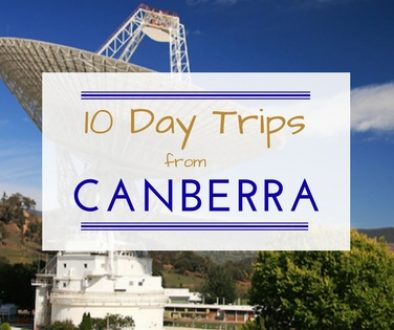 10 day trips from Canberra