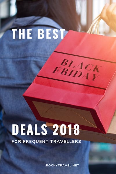 The Best Black Friday Deals 2018 for Travel