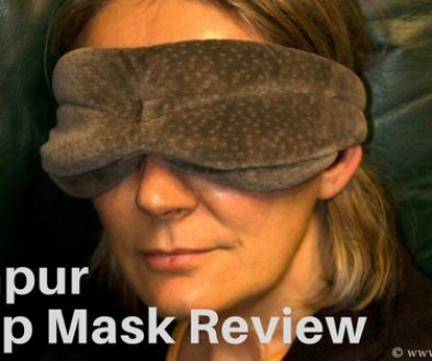 My Tempur Sleep Mask Review 201
