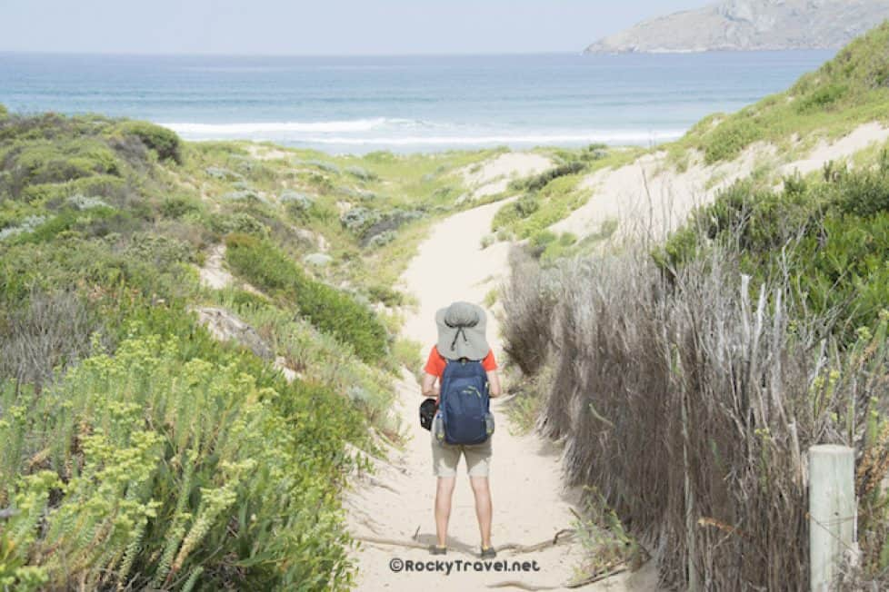 Travelling Alone as a Woman over Fifty