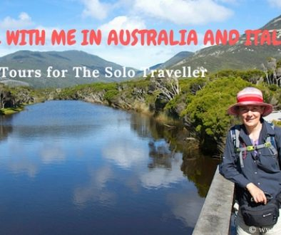 How to Travel with Me in Australia and Italy