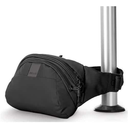 Pacsafe Waistpack on Amazon