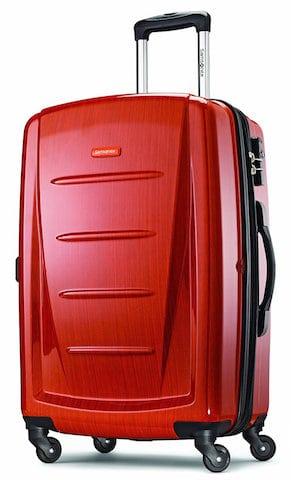 "Samsonite Winfield 2 Hardside 24""Luggage on Amazon"