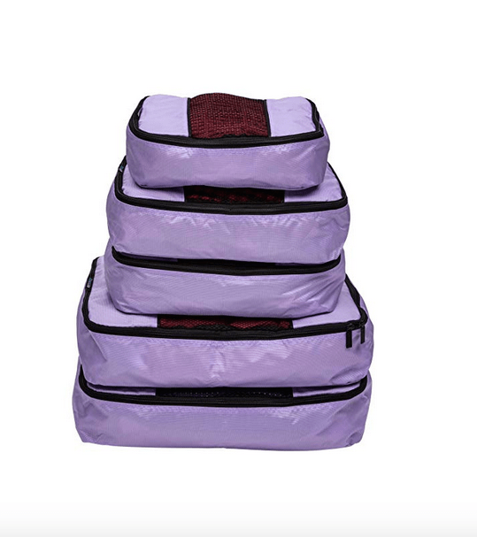 TravelWise Packing Cube System on Amazon