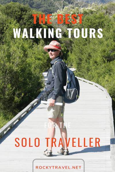 The Best Walking Tours for solo travellers over 50 to Italy and Australia