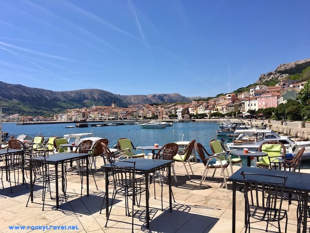Amazing Baska Krk Island Croatia