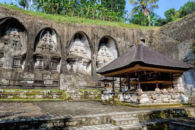 Temple Gunung Kawi in Bali