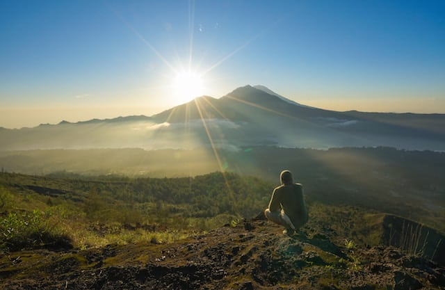 Climb Mount Batur Bali