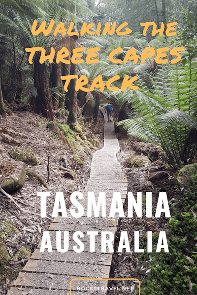 If you love hiking Tasmania is a wonderful destination for your treks in Oceania. The Three Capes Track is a gorgeous track that was newly opened to Australians. It takes 4 days to walk it all and you will be staying in comfortable lodges in the National Parks. A hiking adventure that must be on the bucket list of all keen hikers. #Tasmania #Hiking #Australia #ThreeCapesTrack