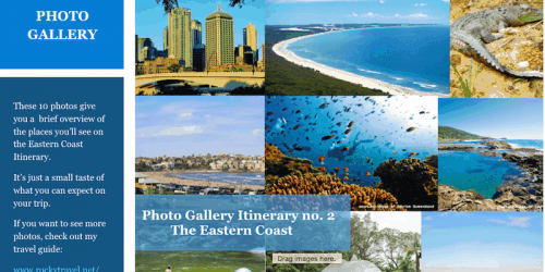 Photo Gallery Your Australia Itineray Guide Book
