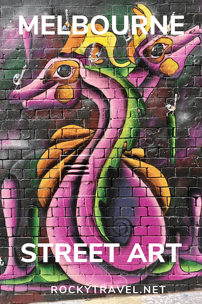 A Guide to the Best Street Art in Melbourne